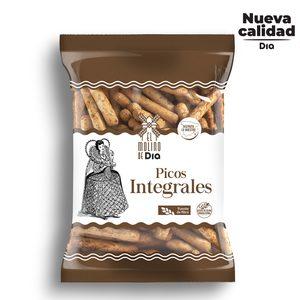 EL MOLINO DE DIA picos integrales bolsa 250 gr