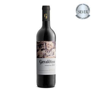 GERALDINO vino tinto reserva DO Cariñena botella75 cl