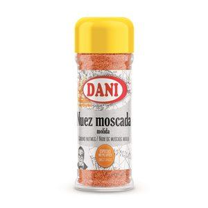 DANI nuez moscada molida frasco 45 g