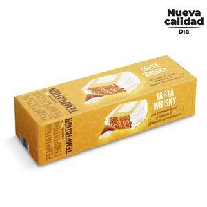 DIA TEMPTATION tarta de whisky caja 531 gr