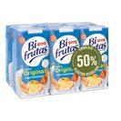 BIFRUTAS PASCUAL bebida con leche mediterráneo pack 6 unidades 200 ml