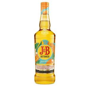 J&B whisky botánico botella 70 cl