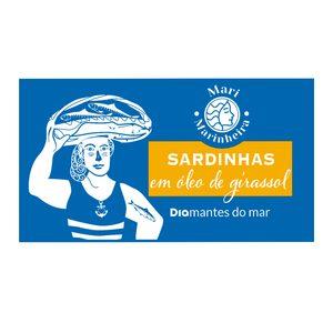 DIA MARI MARINERA sardinas en aceite de girasol lata 85 gr