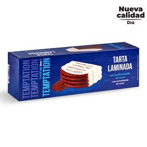 DIA TEMPTATION tarta laminada nata y chocolate caja 515 gr