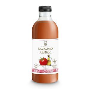 DIA AL PUNTO gazpacho fresco botella 1 lt