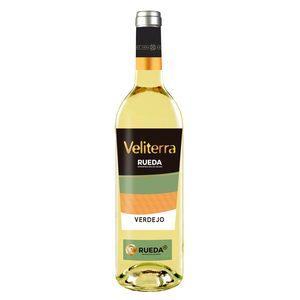 VELITERRA vino blanco verdejo DO Rueda botella 75 cl