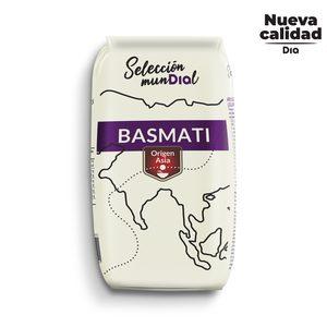DIA SELECCIÓN MUNDIAL arroz basmati paquete 1 Kg