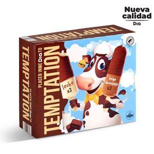 DIA TEMPTATION helado choco milky caja 6 uds 288 gr