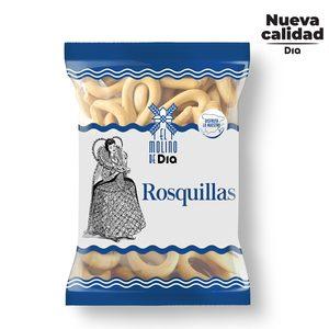 EL MOLINO DE DIA rosquillas de pan bolsa 250 gr
