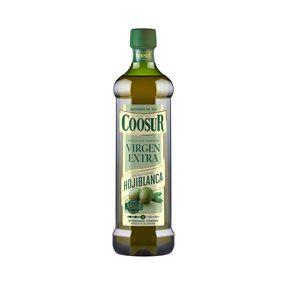 COOSUR aceite  de oliva virgen extra hojiblanca botella 1 lt
