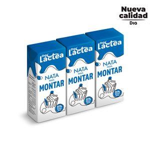 DIA LACTEA nata para montar pack 3 unidades 200 ml