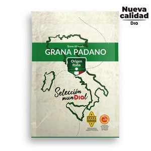 DIA SELECCIÓN MUNDIAL queso rallado grana padano bolsa 100 gr