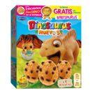ARTIACH Dinosaurus huevos galletas caja 140 gr