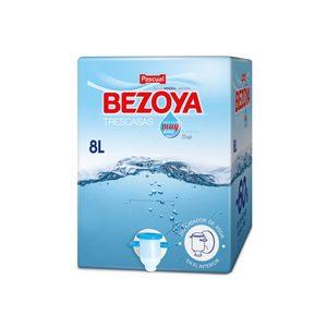 BEZOYA agua mineral natural botella 8 lt