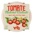 VIBS tomate natural rallado tarrina 180 gr