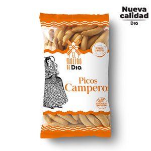 EL MOLINO DE DIA picos camperos bolsa 250 gr