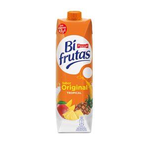 BIFRUTAS PASCUAL bebida con leche tropical envase 1 lt