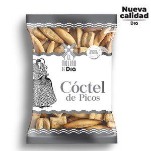 EL MOLINO DE DIA cóctel de picos bolsa 250 gr