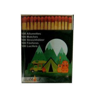 FLAM'UP cerillas de cocina caja 3 uds